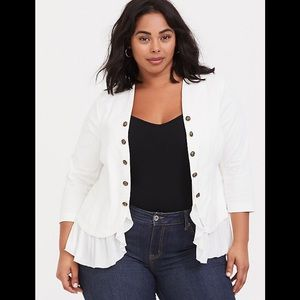 Torrid jacket 6 NWT